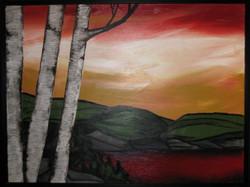 Two Harbors Lake Superior by Ian Beg