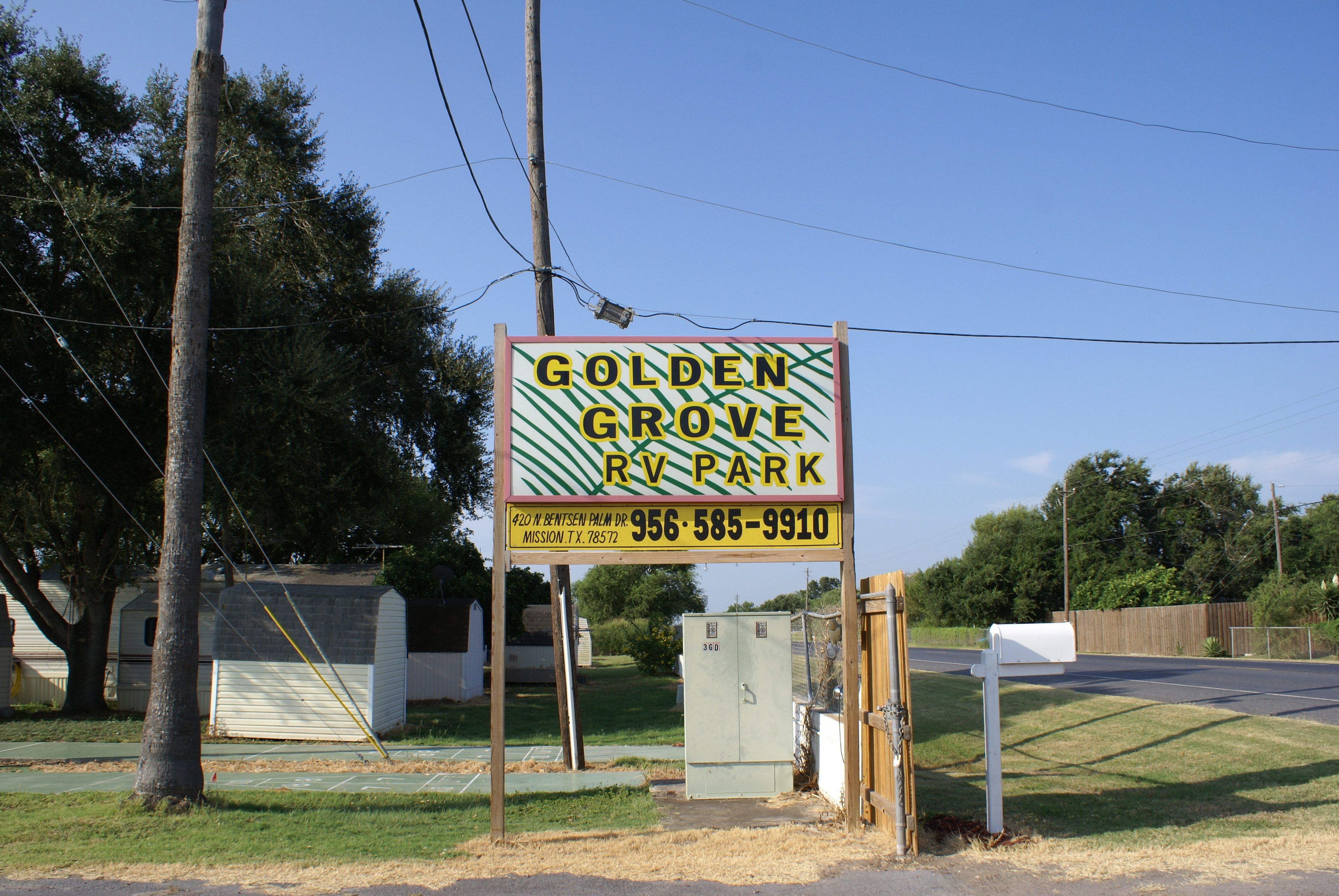 Golden Rover RV Park 1
