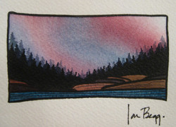 Small Water Color