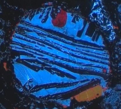 Catodoluminescência (CL-OM)