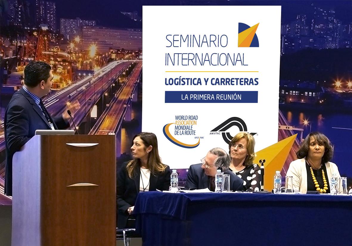 SEMINARIO INTERNACIONAL LOGÍSTICA Y