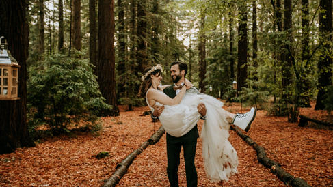 MICRO WOODLAND WEDDING