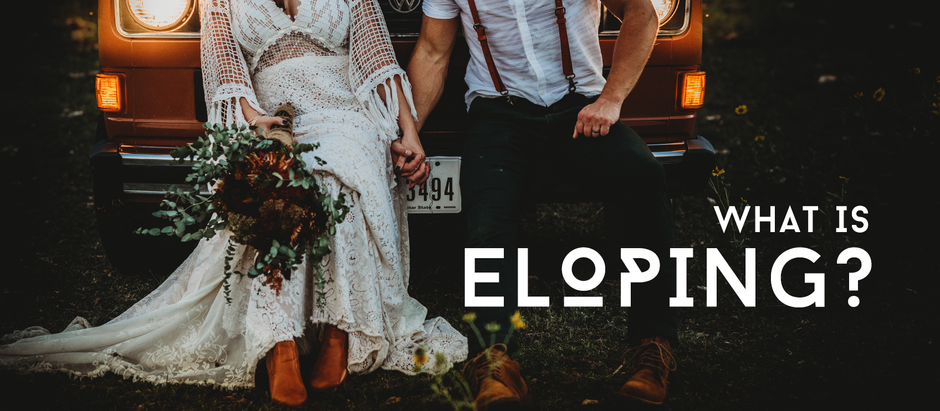 WHAT IS ELOPING?