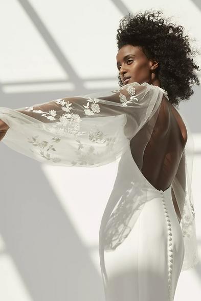 The 10 Fall 2021 Wedding Dress Trends Yo