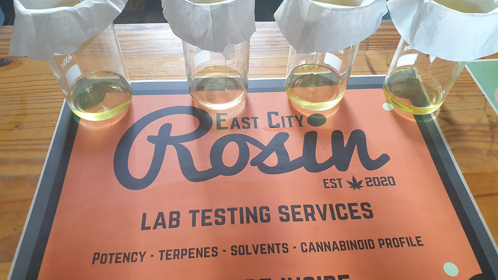 Testing Services (Terpenes)