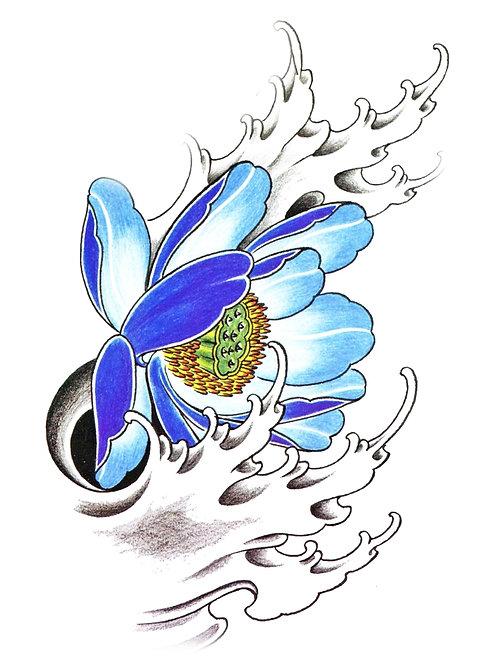 Flower Tattoo-88