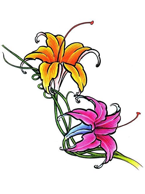Flower Tattoo-72