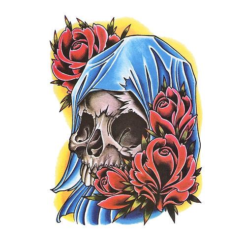 Skull Tattoo-37