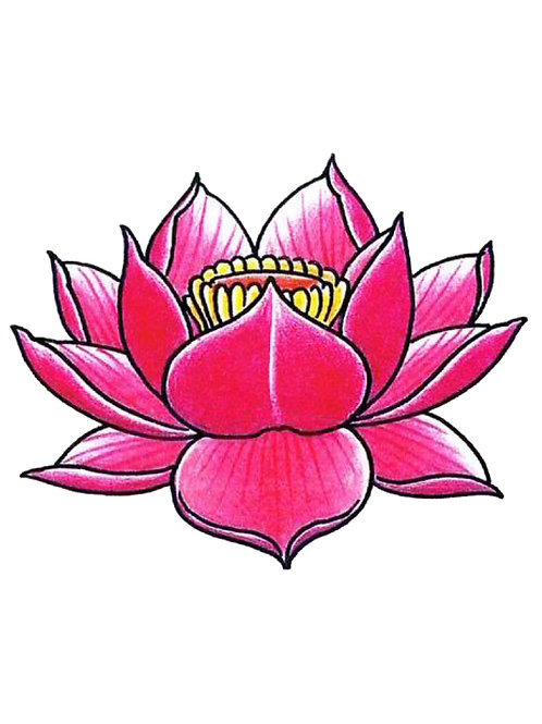 Flower Tattoo-54
