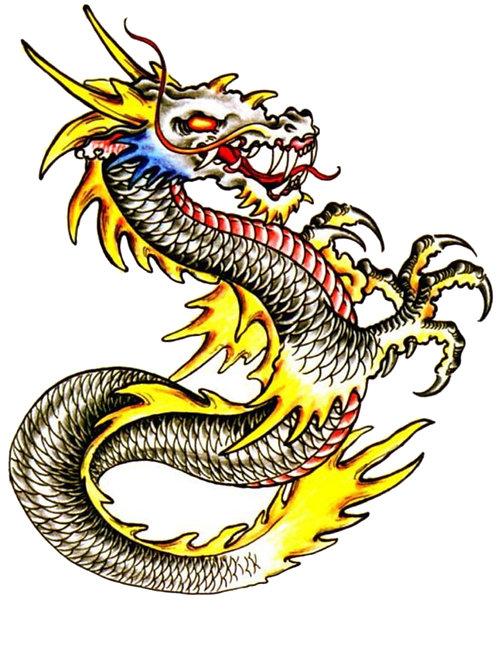 Dragon Tattoo-20