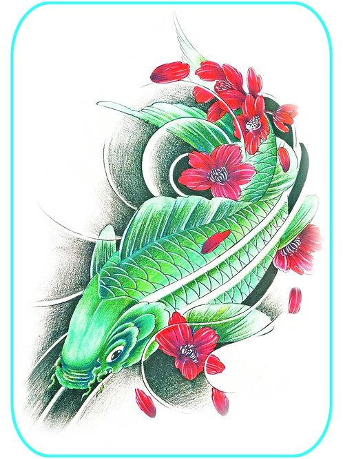Koi Tattoo-199