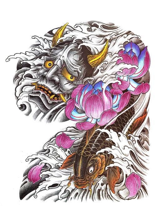 Koi Tattoo-95