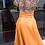 Thumbnail: Amber Faux Leather Maxi Skirt