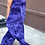 "Thumbnail: ""RiRi"" Wide Leg Jumpsuit (Blue)"