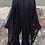 Thumbnail: Black - Fringed Jacket