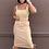 """Thumbnail: """"Plus Size"""" Cargo Skirt (Khaki)"""