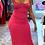 "Thumbnail: ""Ki Ki"" Dress (Fuchsia)"
