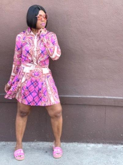 """""""Pree""""2 Piece Skirt Set"""