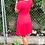 Thumbnail: Red - BreeSkater Dress