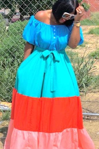 Southern Bell Maxi Dress