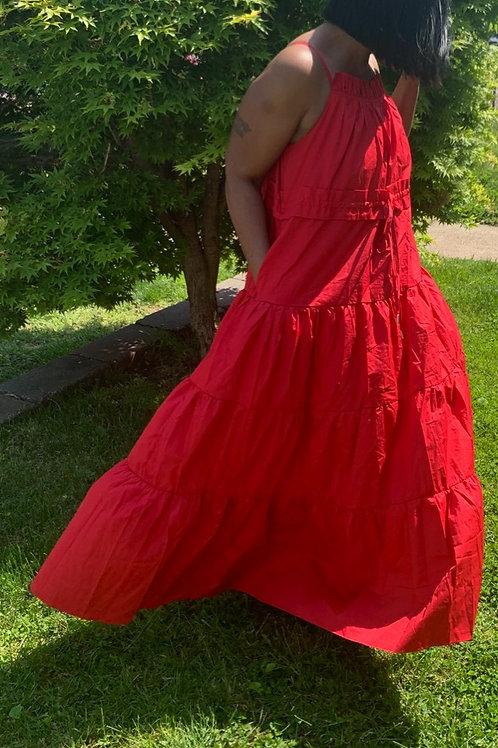 Angelina Maxi Dress