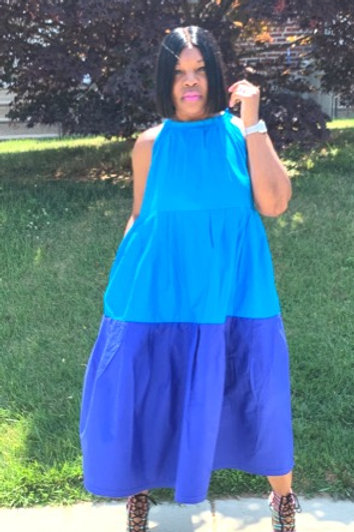 Blu Ivy Dress