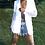 Thumbnail: Angel Rhinestone Sleeve Blazer
