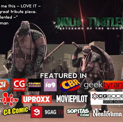 Ninja Turtles: Veterans of the Night