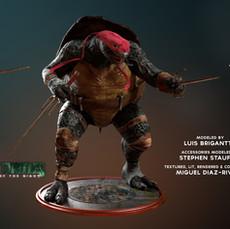 Ninja Turtles: Veterans of the Night - Raphael
