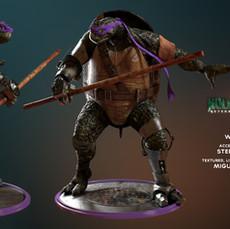 Ninja Turtles: Veterans of the Night - Donatello