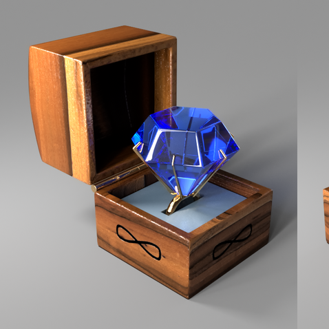 Never After - Ring Asset