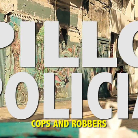Cops & Robbers Trailer