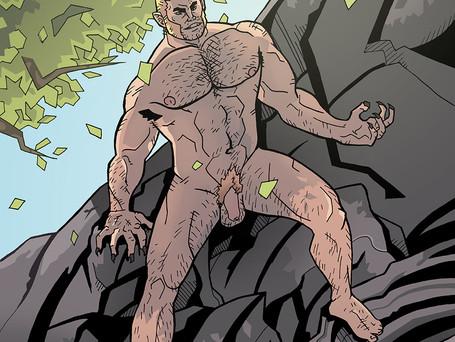 X-Men character Sabretooth, from Marvel Comics
