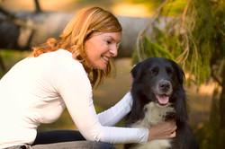 eine gute Bindung zwischen Hund und BEsitzer