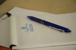 Notizen helfen zur Stressprophylaxe
