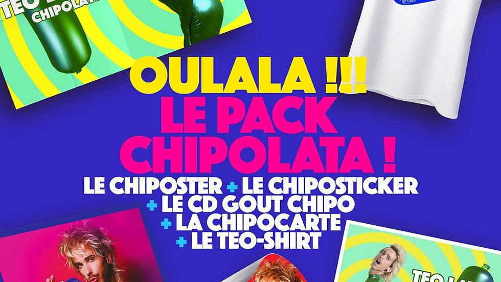 PACK CHIPOLATA