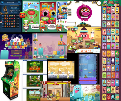 Interfaces for Bitoon Games