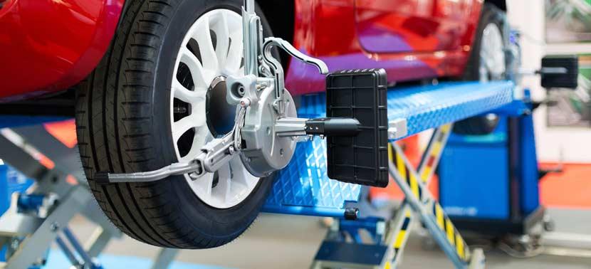 Wheel Alignment £40.00