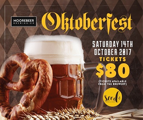 Seed catering event oktoberfest ticket