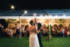 couples first dance seed catering and events