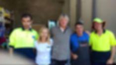 Hope shop team port macquarie community group