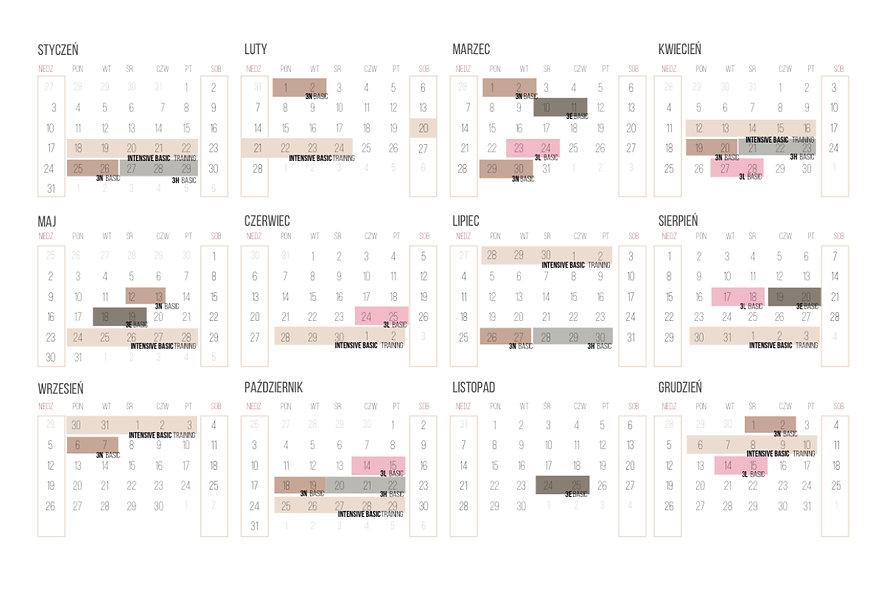 kalendarz szkolenia makijaz permanentny.