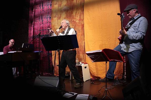 Le trio Tom Goldschmidt en concert à Notre Dame Au Bois, Wépion.