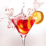 Un Cocktail orange.