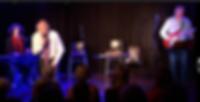 Le trio Tom Goldschmidt en concert au Biz'ou, Bruxelles.