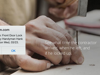 Lose Your Keys and Gain total Access!