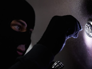 How To Stop A Burglar From Entering Your Home
