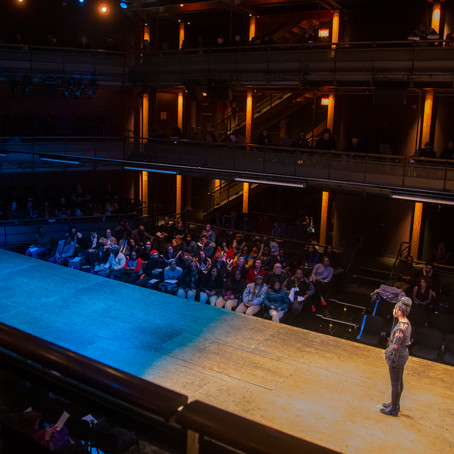 August Wilson Monologue Competition 2020