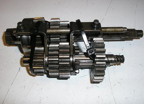 Versnellings bak Jawa 250 en 350 cc