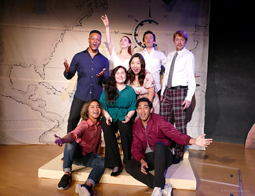 Songs for a New World Cast